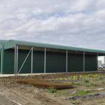 La Escuela Agraria incorpora una nueva nave agrícola