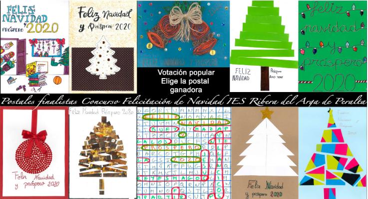 Concurso de  postal de Navidad