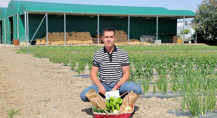 DANIEL ANDIÓN GANA LA 3ª EDICIÓN DEL CONCURSO DE FOTOGRAFÍA «PRODUCCIÓN AGROECOLÓGICA»