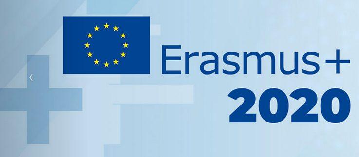 Convocatoria Erasmus+ 2020 – 2021 FP