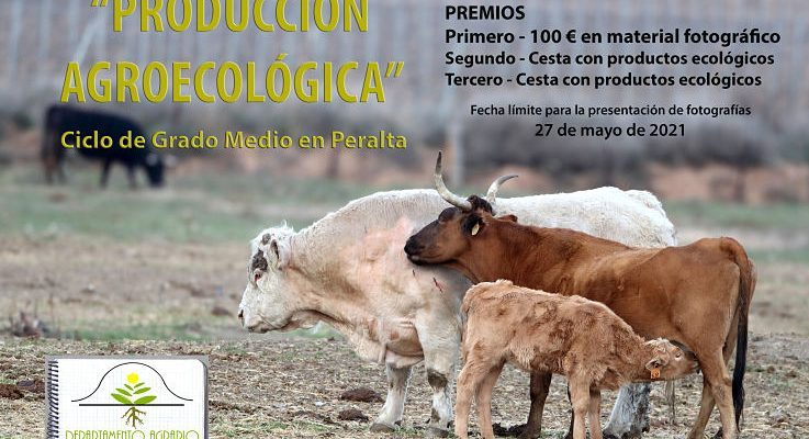 """4ª Edición del Concurso de Fotografía """"Producción agroecológica"""""""
