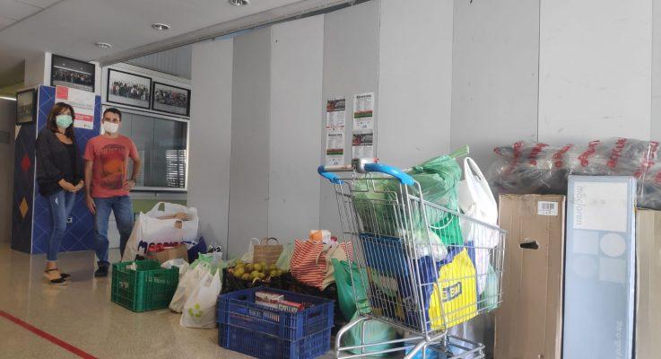 Ayuda Humanitaria en el IES Ribera del Arga